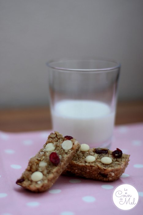 healthy cereal bars