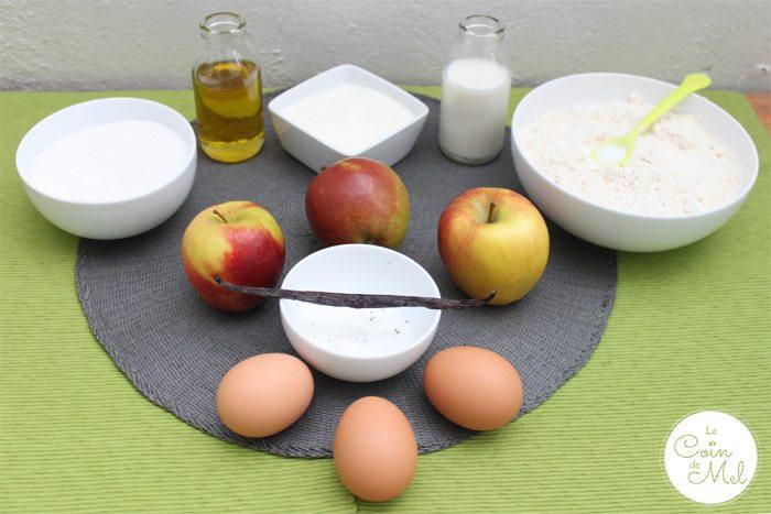 Apple Cake Recipe for Children