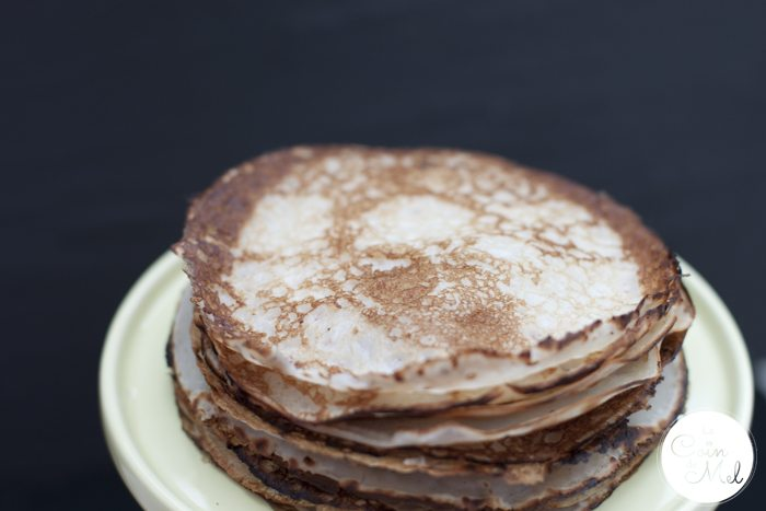 Free From Crêpes - Pancakes without eggs, dairy, nuts or wheat
