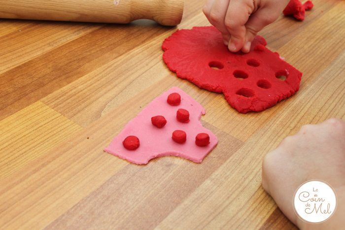Homemade Gluten and Wheat Free Play Dough