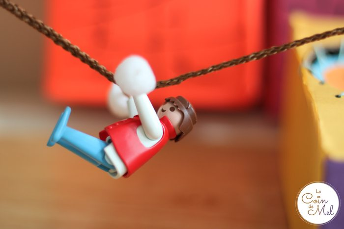 Playmobil Zip Wire