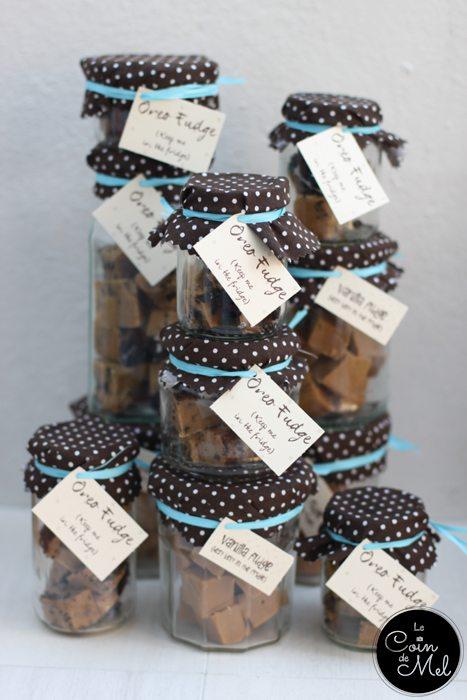 Fudge - Vanilla & Oreo - Homemade Treats