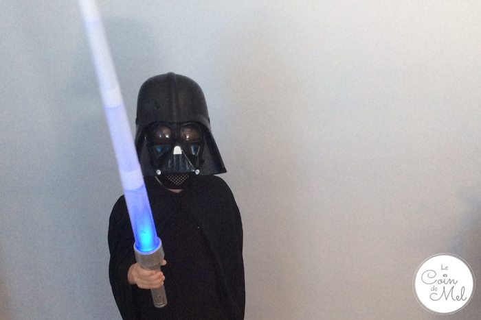 My Little Darth Vader