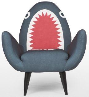 Rodnik Shark Fin Chair - MADE