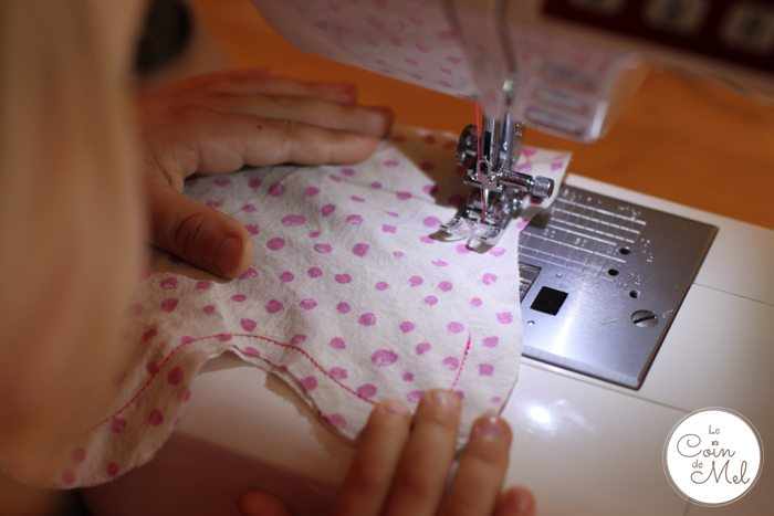 A Sewing Project for Beginners - Making a Teddy - Beanie using the Sewing Machine