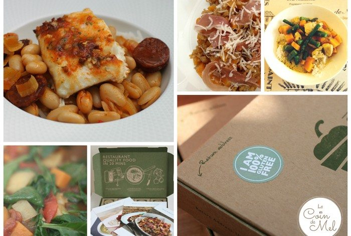 Simply Cook Recipe Box Review, your First box for £1 and a Giveaway!