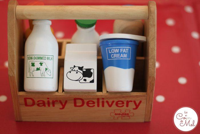 Milk Protein Challenge