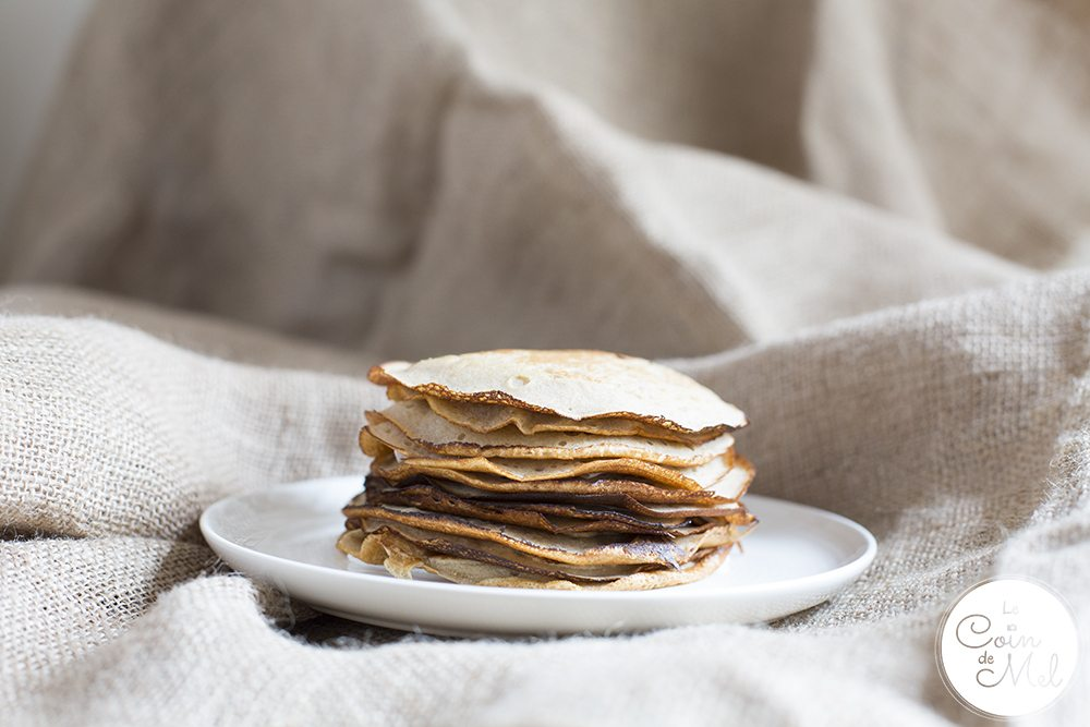 Are you looking for a gluten-free vegan pancake recipe? Look no further! These pancakes are easy to make, contain cupboard ingredients only (no bananas!) and they are fail-proof, yummy and quick to make.