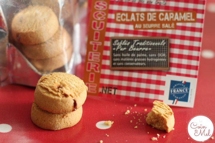 Bonjour French Food - Sablés