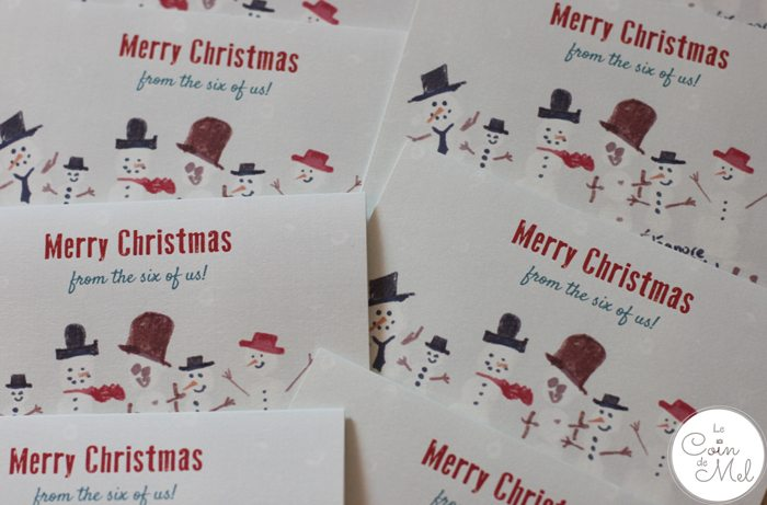 Designing our Christmas Cards with The Card Gallery (& a Giveaway!)