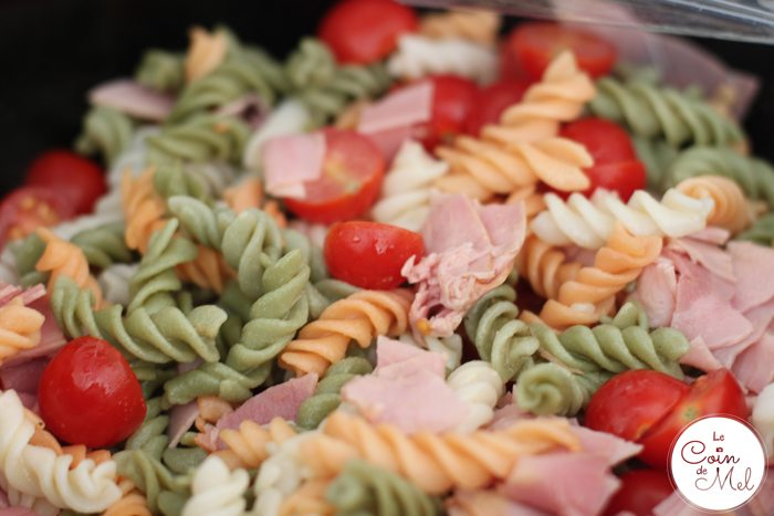 Free From Pasta Salad - Free From Party Food