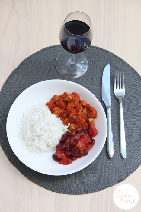 Sausage stew - one of 50 allergy-friendly recipes featured on Le Coin de Mel
