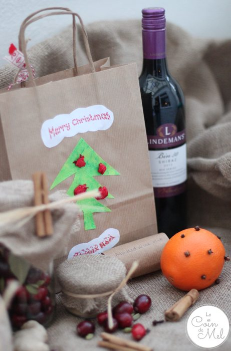 Mulled Wine Kit - The Perfect Homemade Present