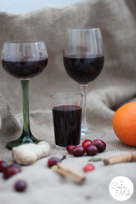 Mulled Wine - Vin Chaud