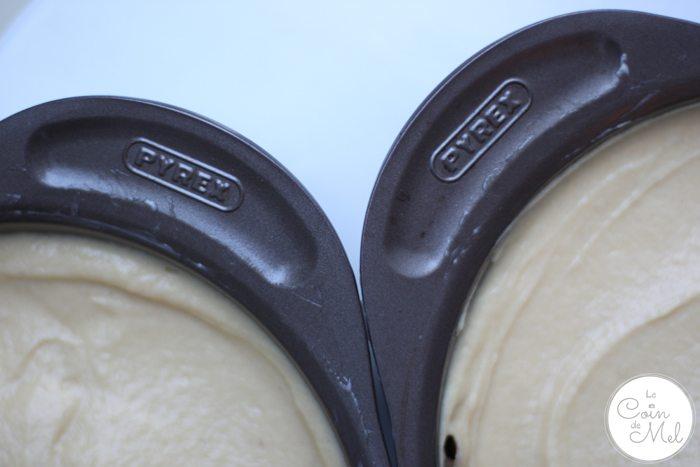 Pyrex Asimetria - 20cm cake pans