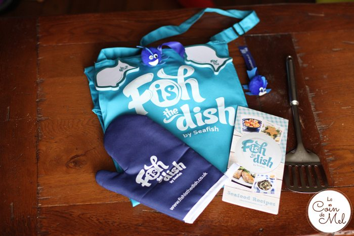 Fish is the Dish - Care Pack