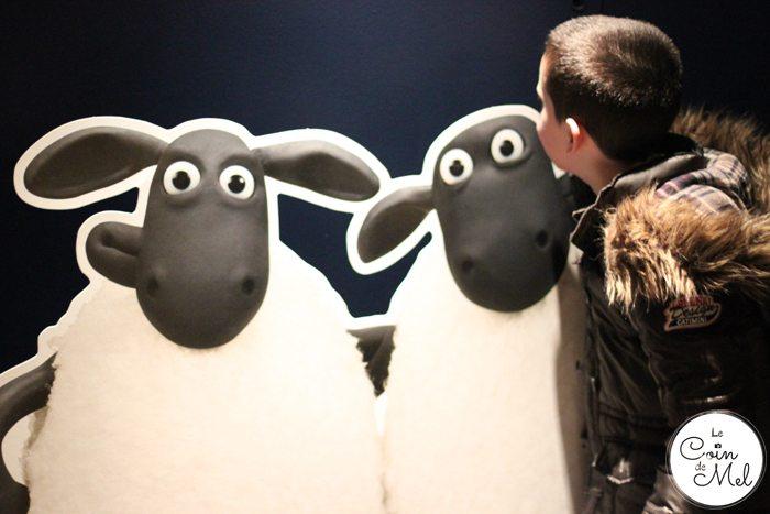 Crevette Loves Shaun the Sheep The Movie