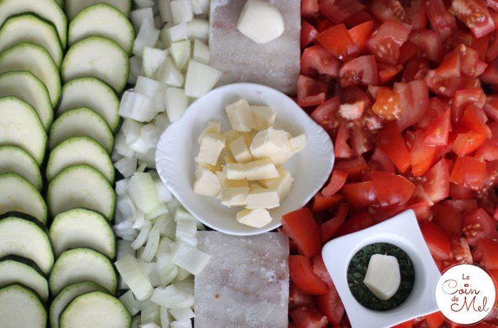 Provençal Fish Stew - Ingredients