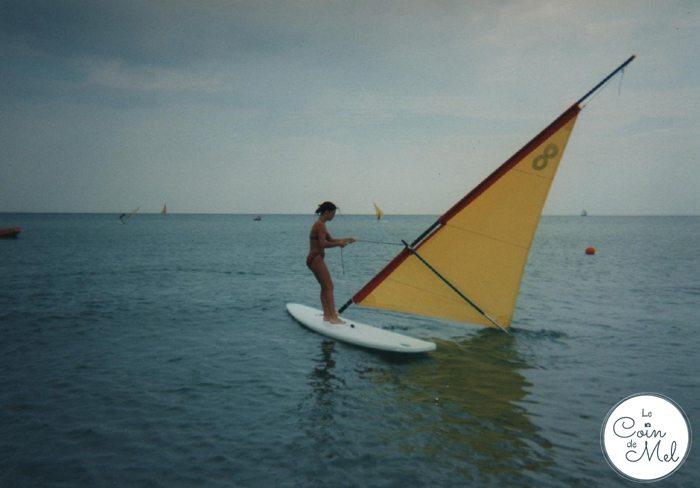 Windsurfing... not my thing