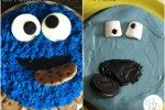 Cookie Monster Cake Pinfail