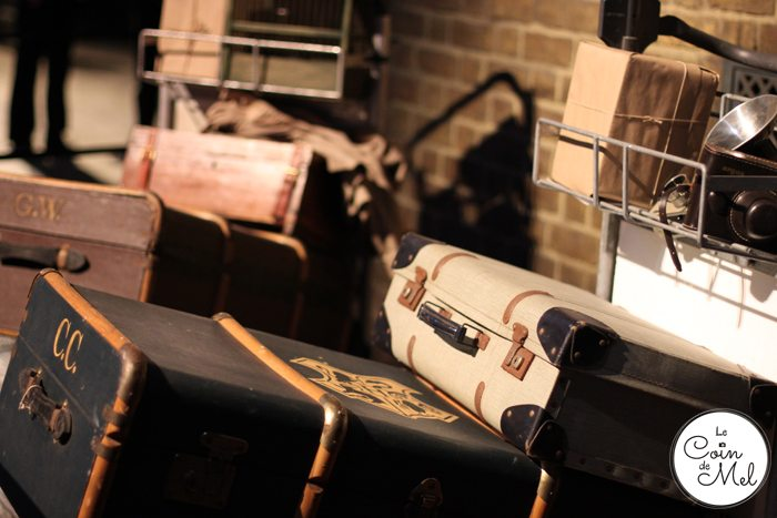 Harry Potter - Platform 9 ¾ and the Hogwarts Express - Luggage