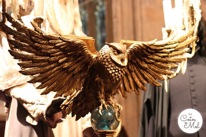 Harry Potter - The Great Hall - Owl Lectern
