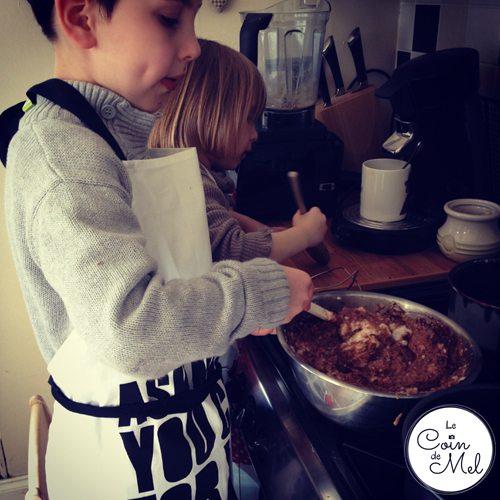 Kids Baking to #RaiseSomeDough