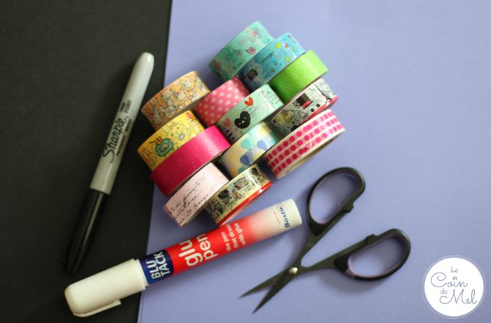 Quick & Easy Washi Tape Cards