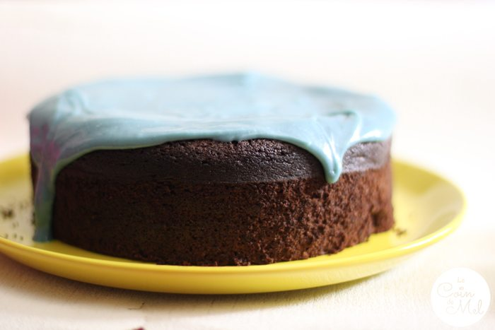 Really Nutty Flourless Chocolate Cake