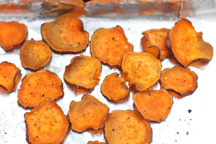 Tips for Crispy Sweet Potato Crisps