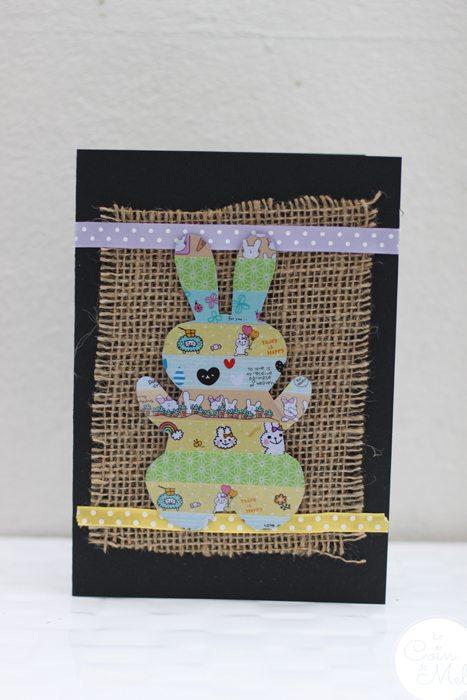 Washi Tape Card