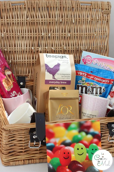 A Treat for Teachers - A Hamper for the Staffroom