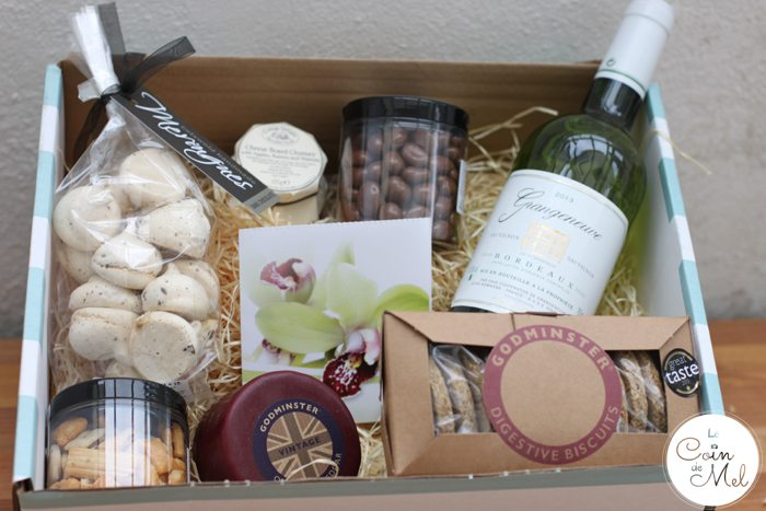 Serenata Flowers - The Gastronomic Gift Box - Foodies' Heaven!