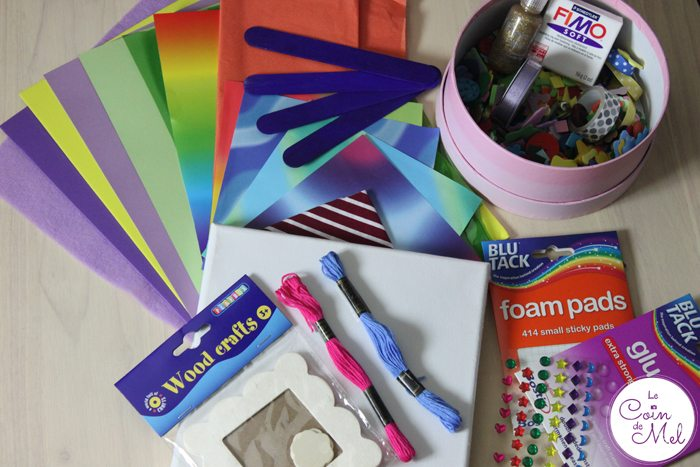 10 Minute Crafts – Great supplies