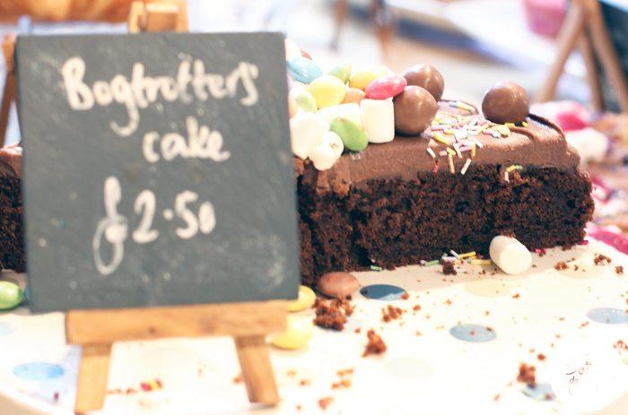 Roald Dahl Museum - Bogtrotter's Cake