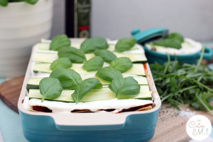The Best & Simplest Vegetarian Lasagne Recipe Ever! (& a Giveaway)