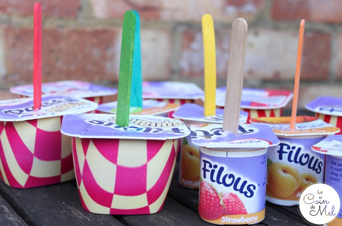 The Easiest Treat for a Play Date - Frozen Petits Filous