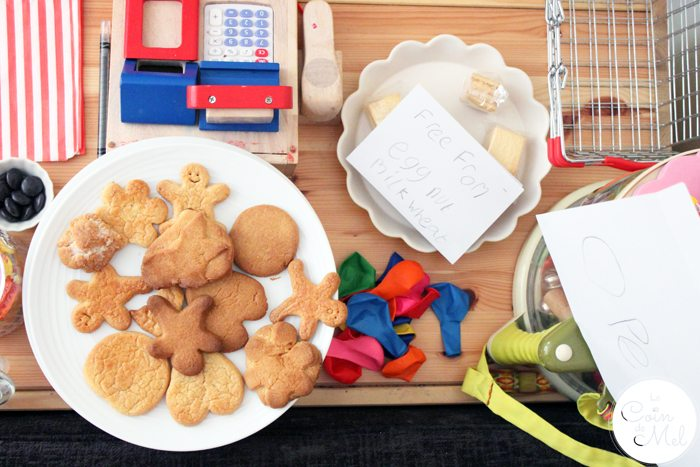 Baking with Kids - Quick & Easy Ginger & Honey Biscuits - Cake Shop