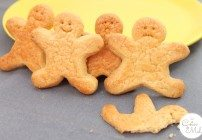 Baking with Kids: Quick & Easy Ginger & Honey Biscuits