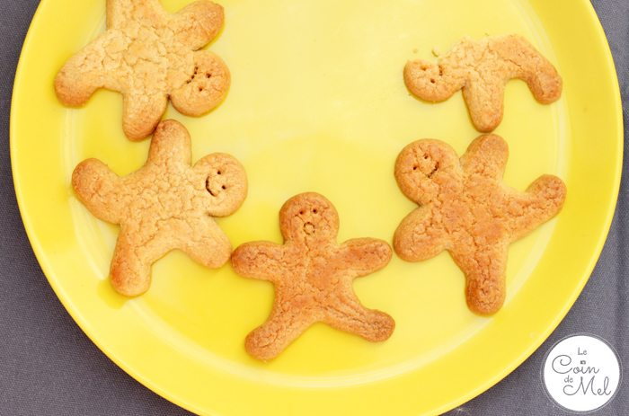 Baking with Kids - Quick & Easy Ginger & Honey Biscuits