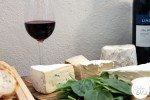 Wine Pairing for Dummies - Cheese and Merlot
