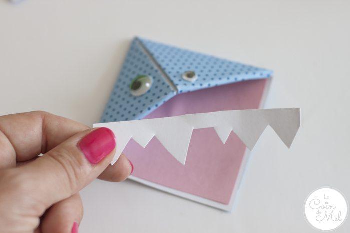 How to Make a Corner Bookmark 17