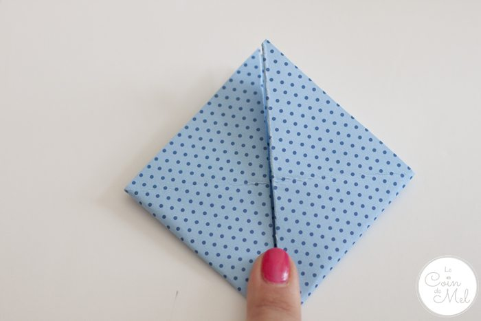 How to Make a Corner Bookmark 7