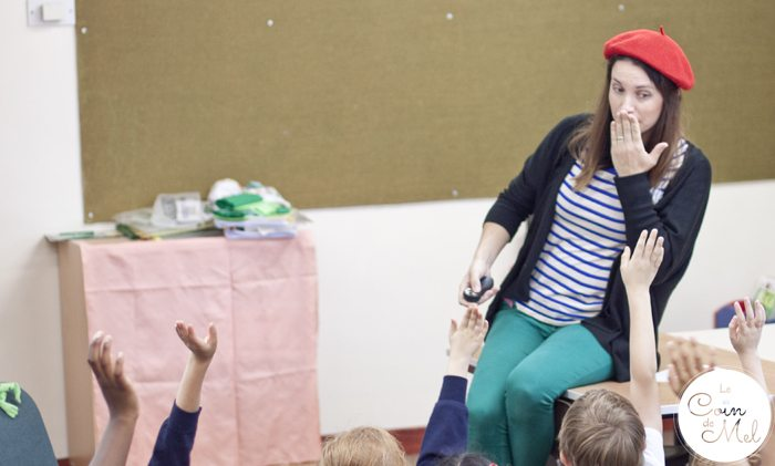 Berets, Garlic, Eating Snails, Stripy Tops & a French Lesson