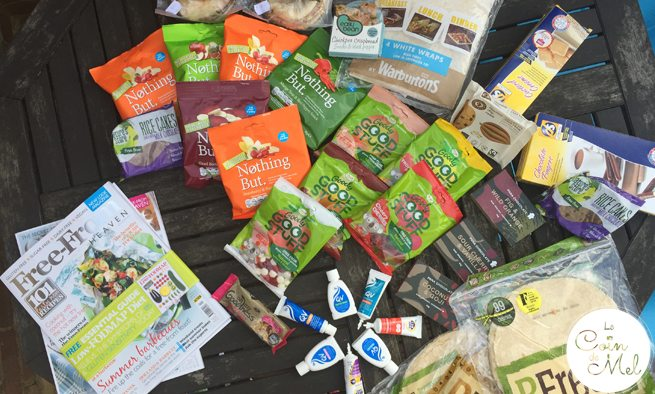 The Allergy & Free From Show 2015 - Haul