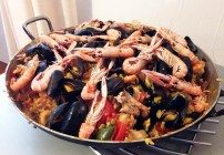 Feature My Food Friday: Introducing Cé & CatCat's Paella