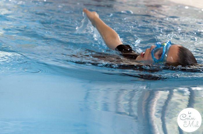 Swimming - a vital skill