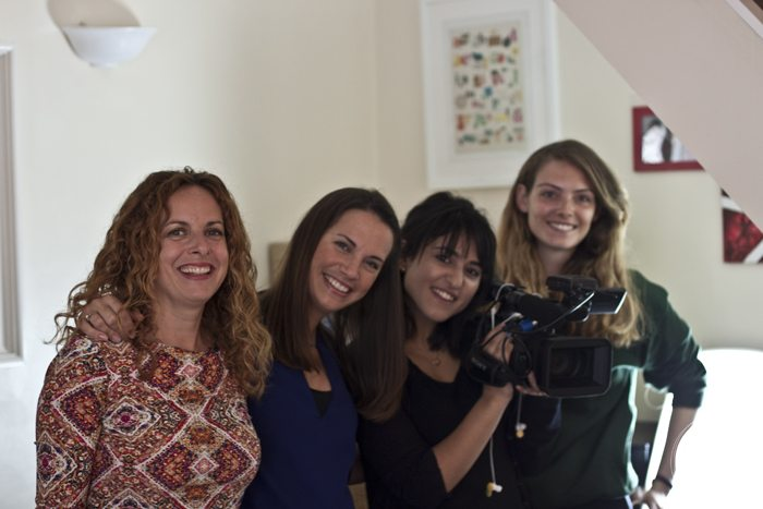 France 2 Filming at Home