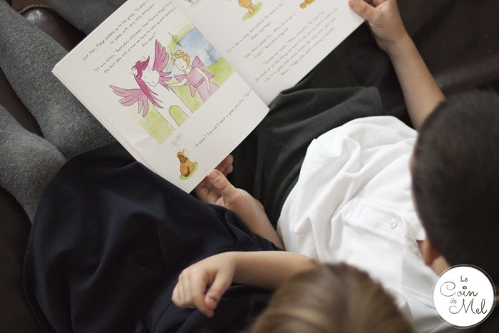 Mikka's Imagination: a Book for the Whole Family (& a Giveaway Open Worldwide)