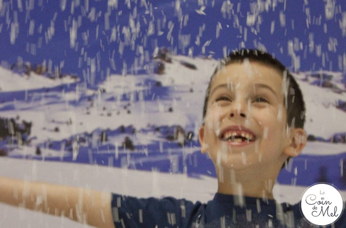 In Fake Snow Heaven